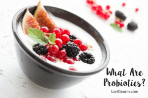 What are probiotics? This article answers this question and more. Learn health benefits and examples of foods high in probiotics.