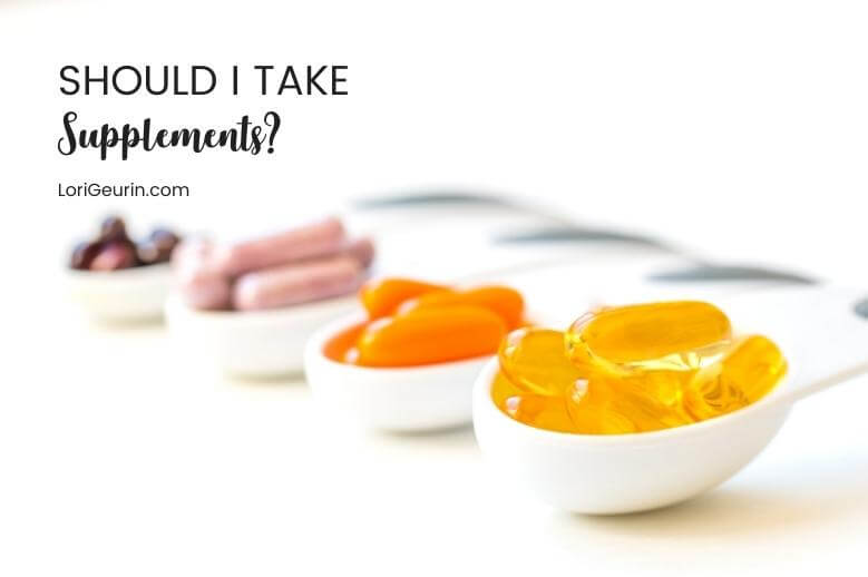 Here are 5 reasons to take nutritional supplements. There are several things to consider before deciding whether to take supplements or not.