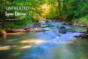 This article is about my experience with untreated Lyme disease. I never knew how debilitating it could be until experiencing it myself.