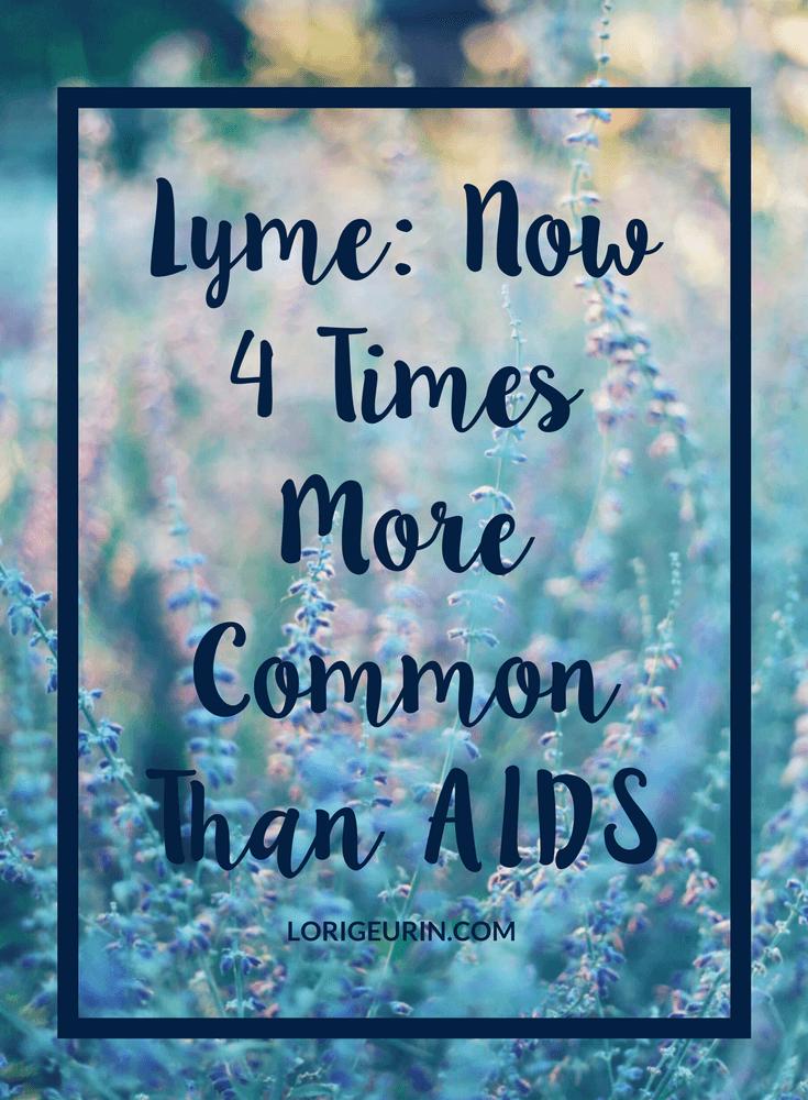 Lyme disease is spreading