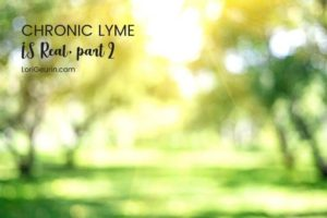 Is chronic Lyme disease real? Learn about why this is such a hotly contested debate with patients and doctors alike.