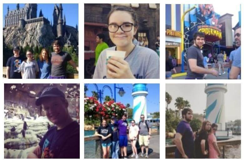 spring break family vacation to florida 2017