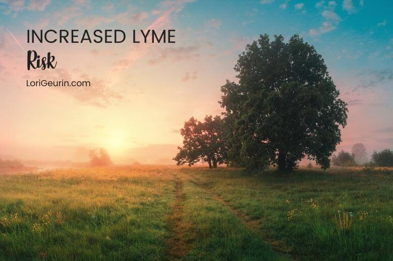 Many experts warn of increased Lyme disease risk. Also, check out information about the CDC's unusual silence relating to Lyme disease.