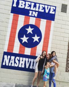 fun in Nashville