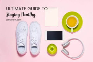 If you wanting to live a healthier life this ultimate guide to staying healthy can help. Full of simple strategies for living a healthy life.