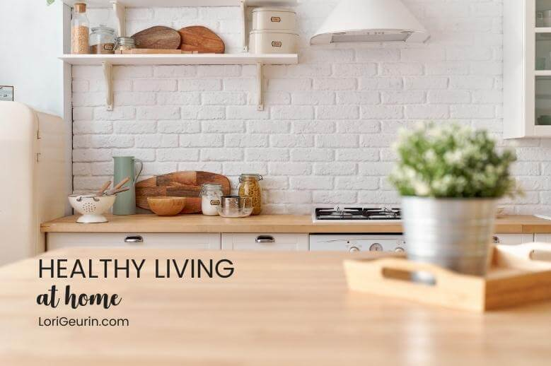 Living better doesn't have to hard or time-consuming. Here are some simple tips for healthy living from the comfort of home.