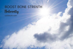 This article will show you the best ways to boost your bone strength naturally. As we grow older taking care of our bone health is essential.