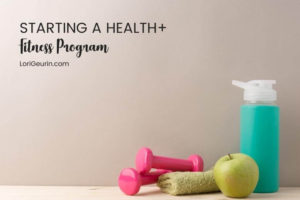 There are several things to consider before you start a health or fitness program. This guide will help you achieve your goals.