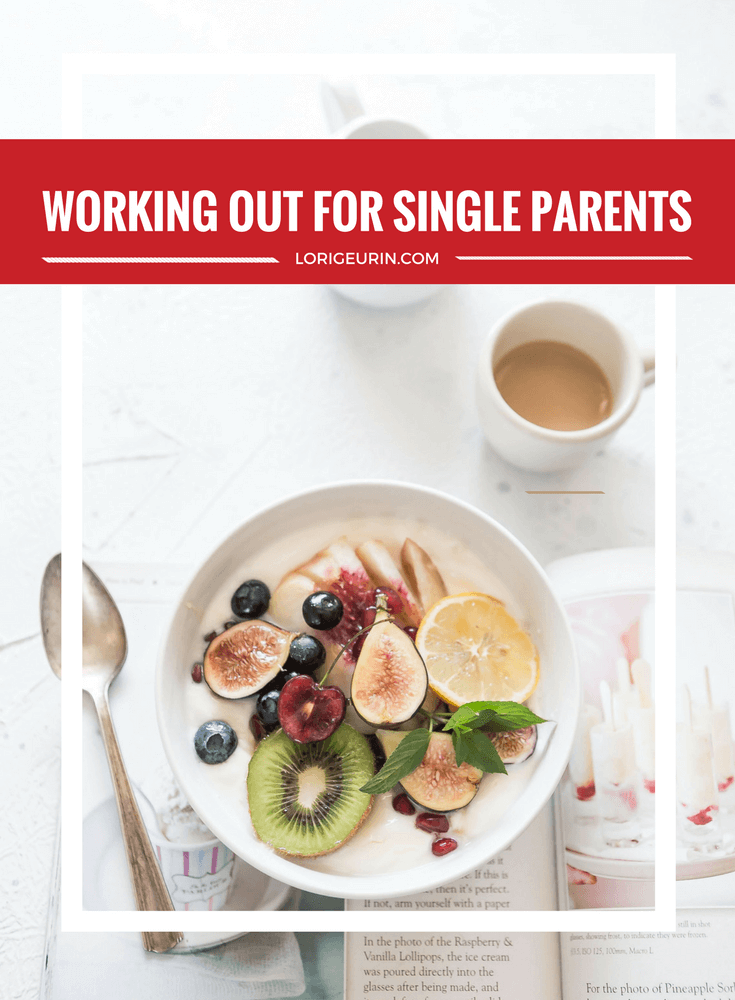 This article gives you five tips for working out for single parents. These strategies help you find time to exercise and stay healthy.