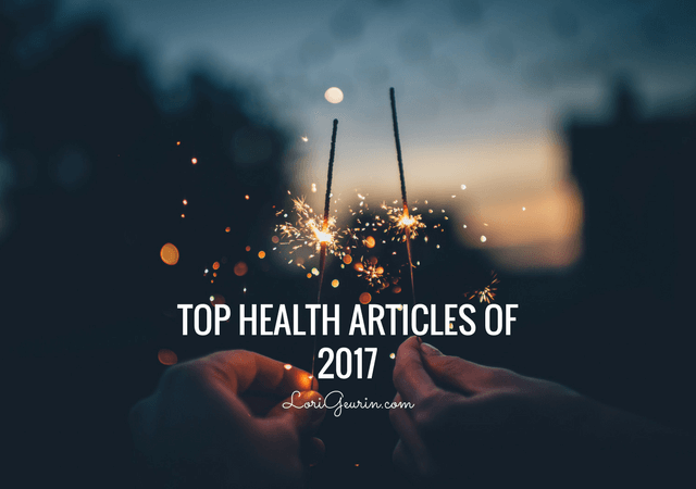 Check out our top 10 most popular health articles of 2017 & learn about some of the biggest wellness trends and how you can boost your health.