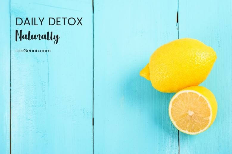 This quick guide to daily detoxification will help you live a healthier life naturally. Learn how cleansing your body of toxins is essential.