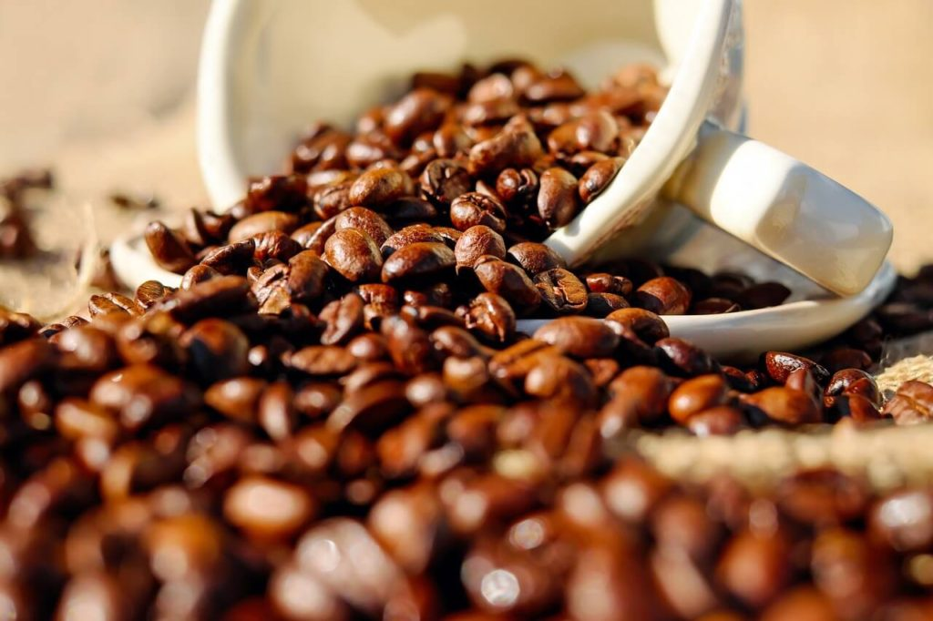 effects of caffeine and coffee beans