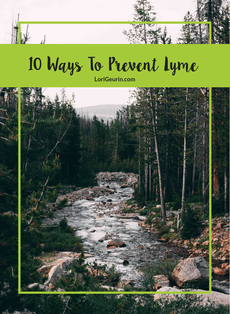 Here are top 10 tips to help you prevent Lyme disease & other tick-borne diseases. Prevention is key to protecting yourself & your family.