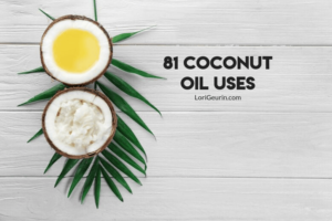 Here you'll learn 81 uses for coconut oil. This superfood has many healing benefits including healthier skin, hair, teeth and more.