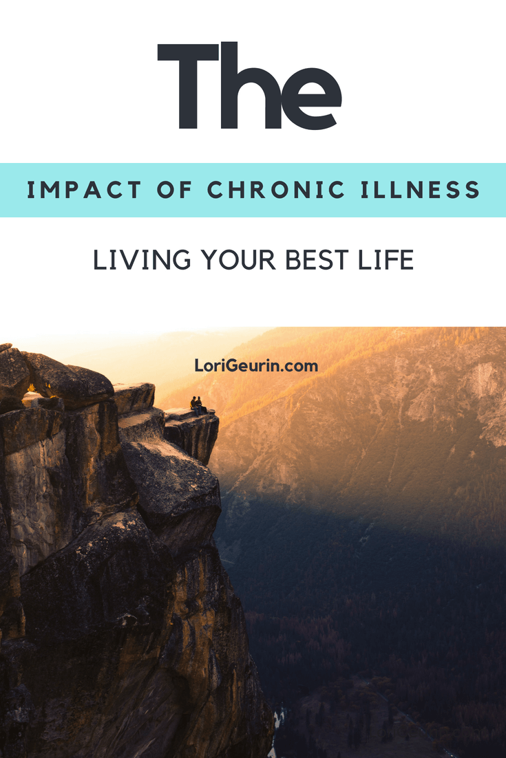 Do you or someone you love have a chronic illness? Learn what living with a chronic illness is really like and what you can do about it.
