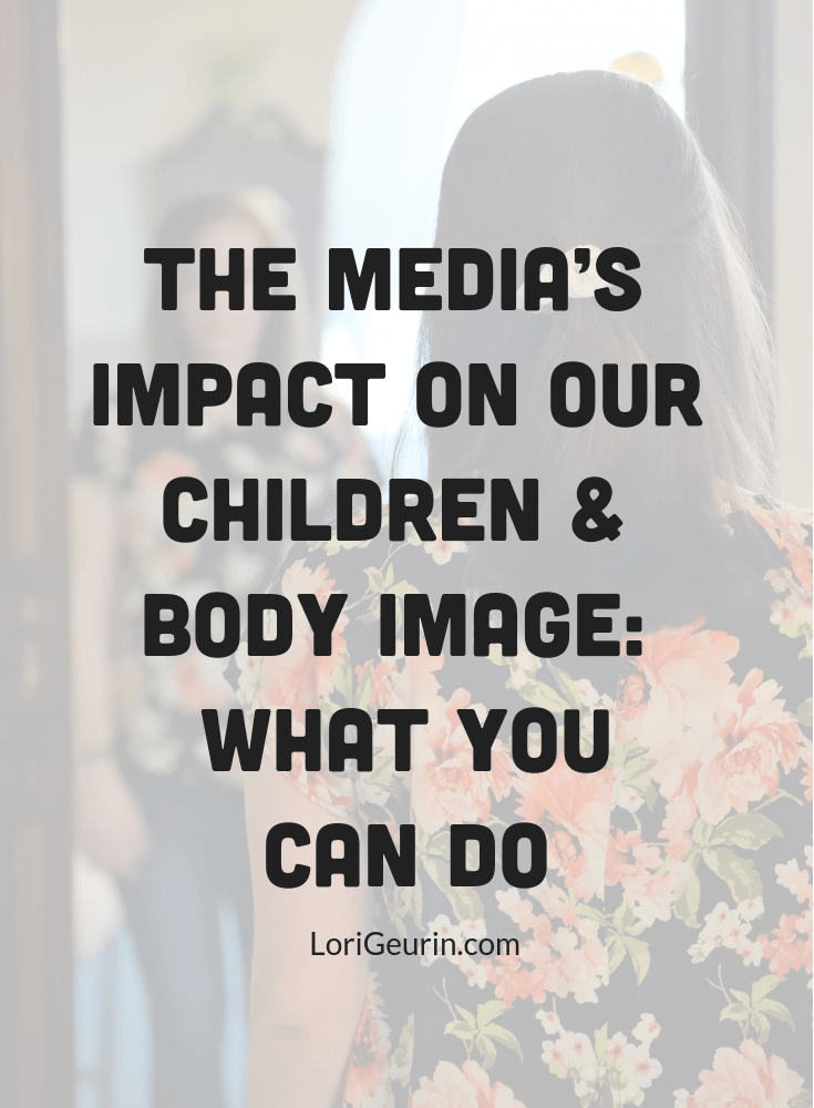 Learn how the media negatively impacts kids and body image perceptions. Also learn how your can help your child develop a healthy body image.