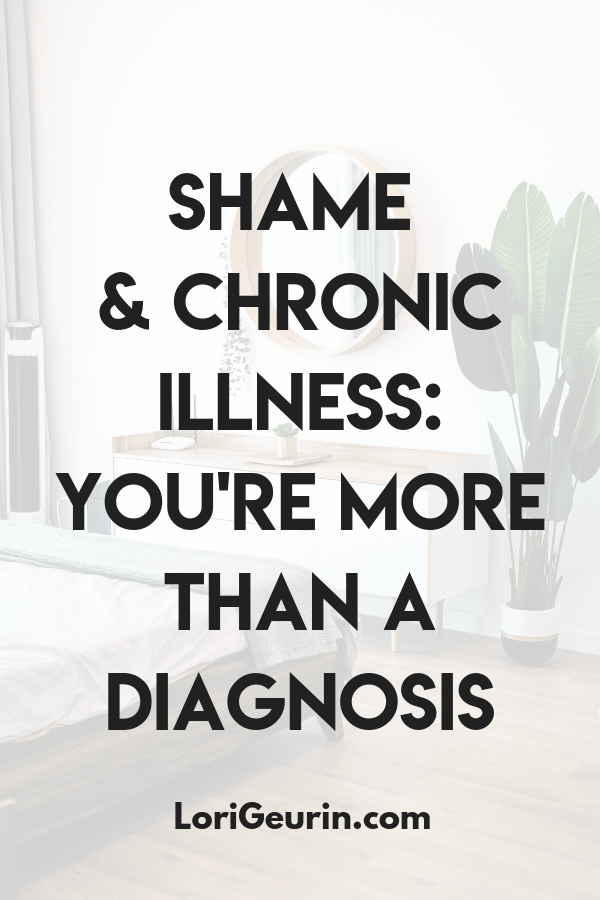 This article deals with shame and chronic illness and gives you strategies to transform this intense emotion so you can live your best life.