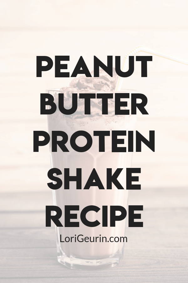 In this post and video, I'll show you how to make my favorite peanut butter protein shake recipe. It's highly customizable and super yummy!