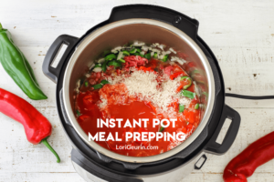 This Friday Favorites includes plenty of instant pot recipes for meal prep awesomeness, a health app, a giveaway and dating tips.