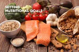 This comprehensive article gives you everything you need to know about setting attainable nutrition goals and keeping them.