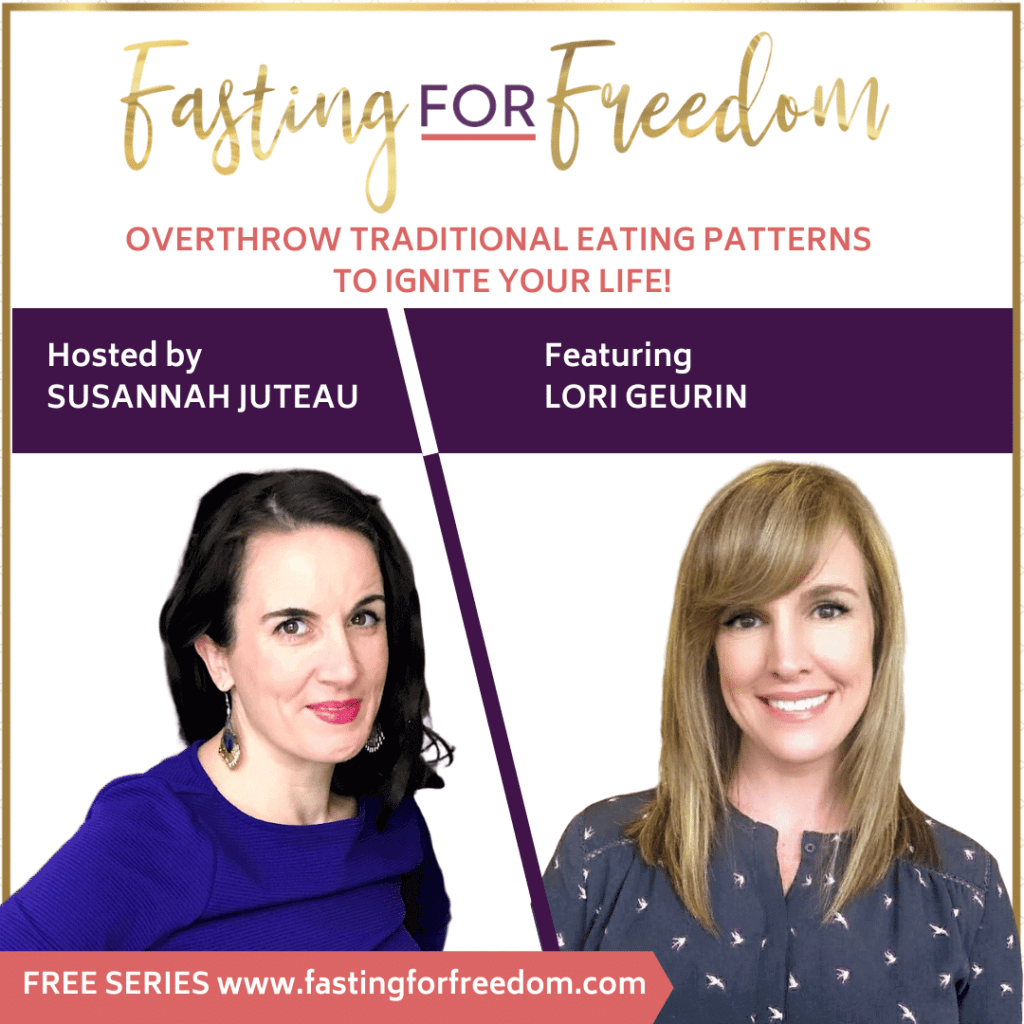 Don't miss this free intermittent fasting summit for women with interviews from 20 fasting experts on a variety of fasting topics.