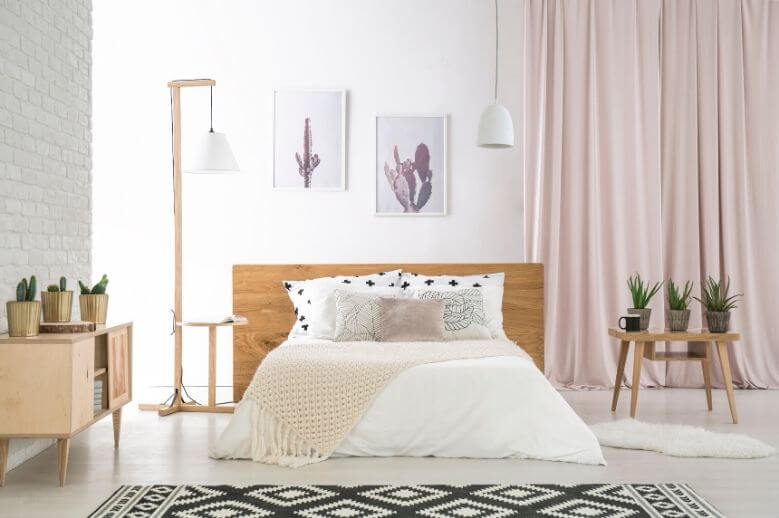 how to live longer / a cozy bedroom for a good night's sleep