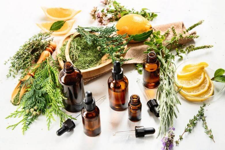 natural lyme disease treatment options / herbs, lemons, and essential oils