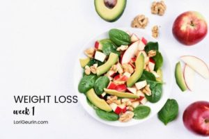 Do you want to lose weight? This is my weight loss journey week 1, including juicy confessions, meal plan ideas and weight loss tips.
