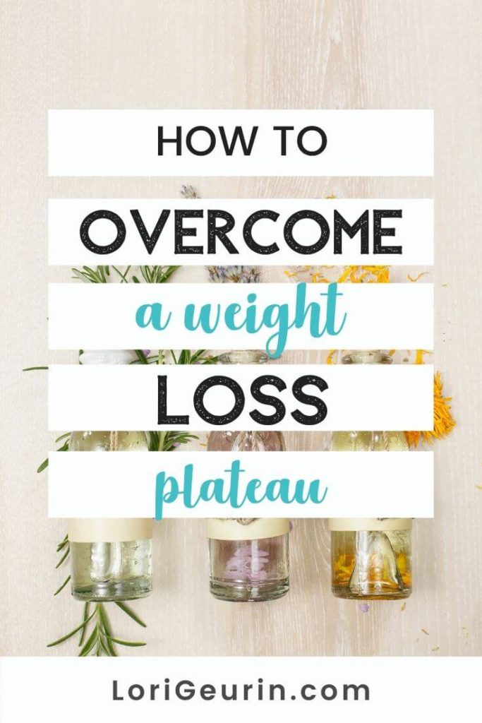 Trying to lose weight? This article will help you learn how to overcome a weight loss plateau and embrace a healthy lifestyle and mindset.