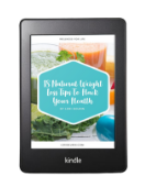 weight loss tips book cover
