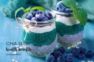 Do you love chia seeds? Learn about the 12 surprising health benefits of chia seeds, how to eat them, and delicious chia recipes.