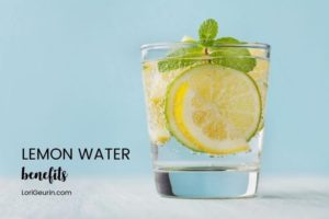 9 Surprising Benefits Of Lemon Water