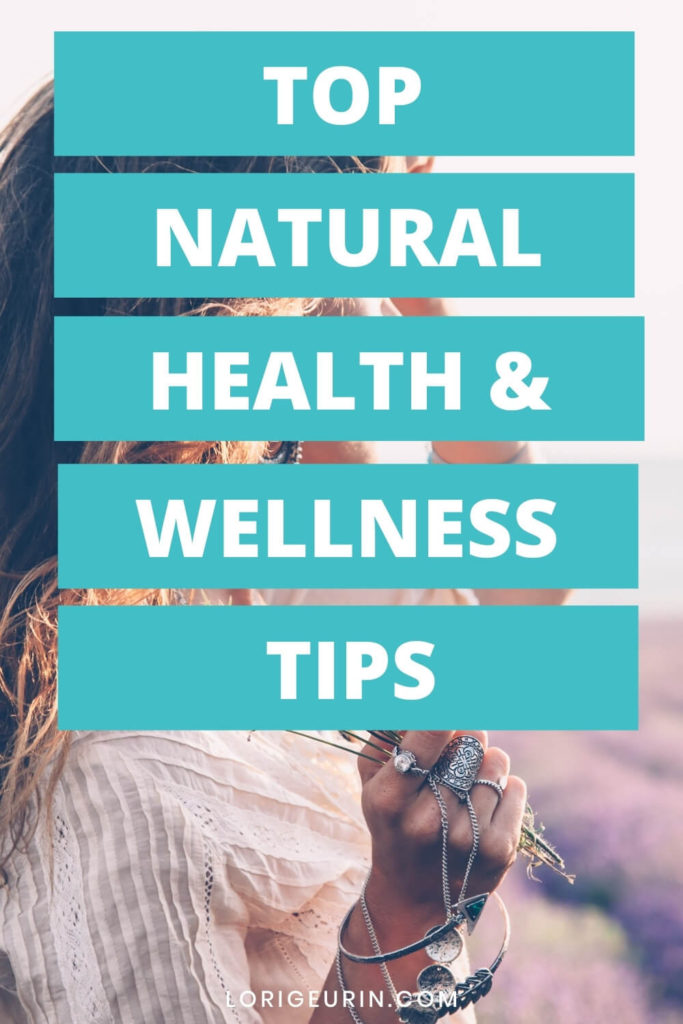 top natural health and wellness articles  and lady in boho style with boho jewelry