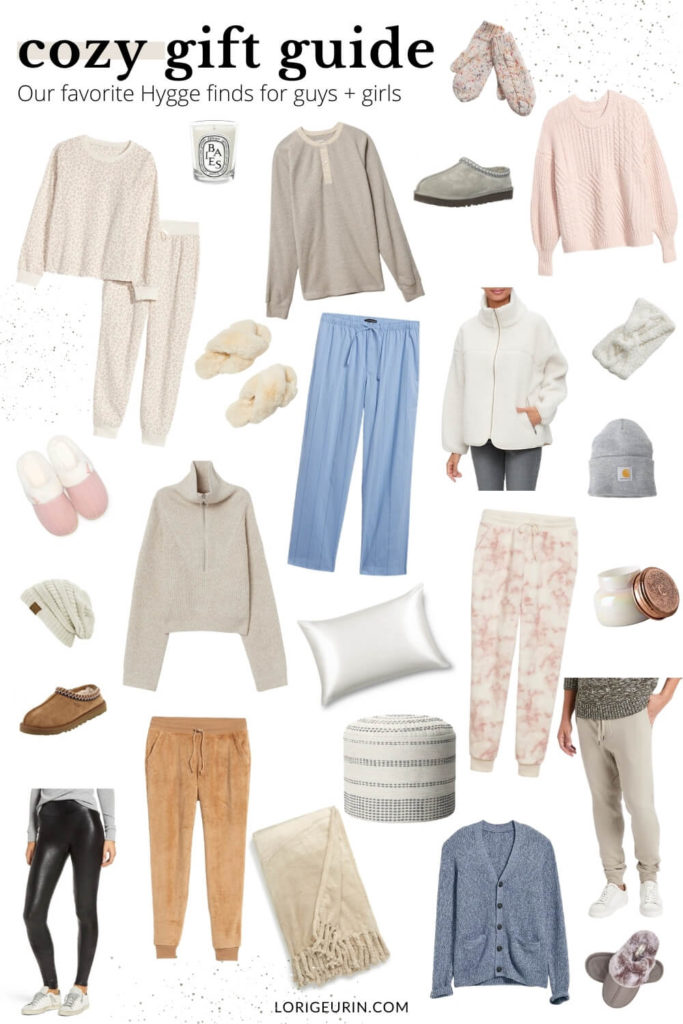 cozy gifts for women and men