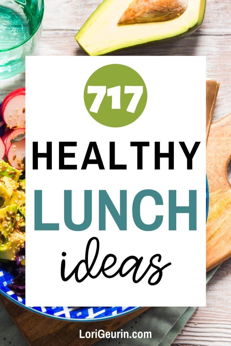 healthy lunch ideas / meat and vegetables