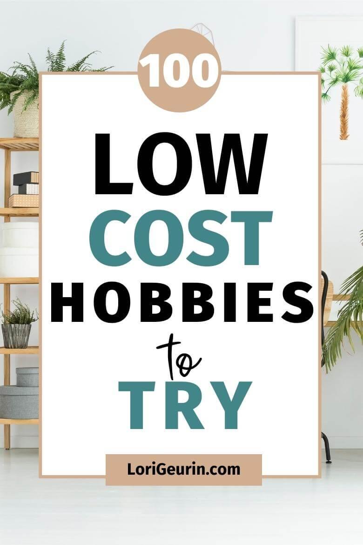 100 freetime hobbies