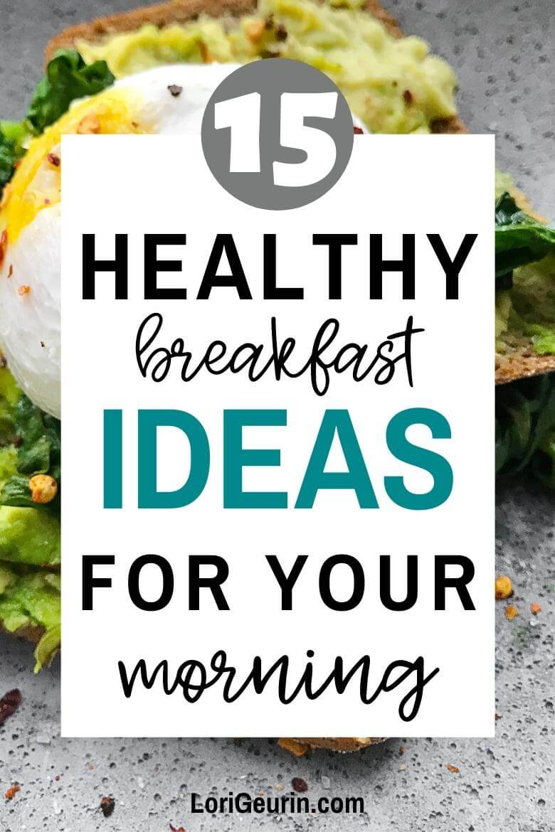 healthy breakfast ideas / eggs and spinach