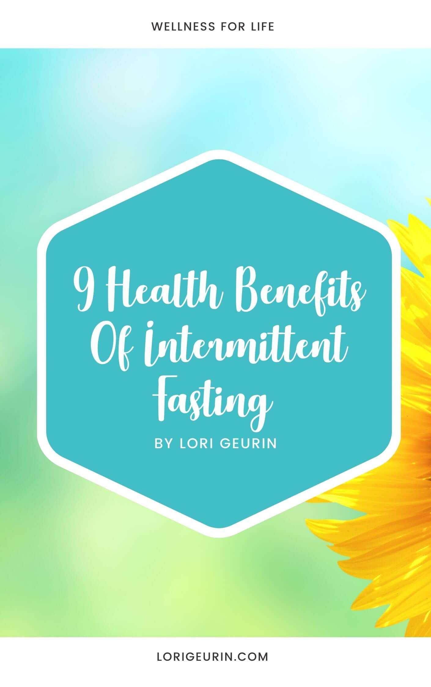 9 health benefits of intermittent fasting