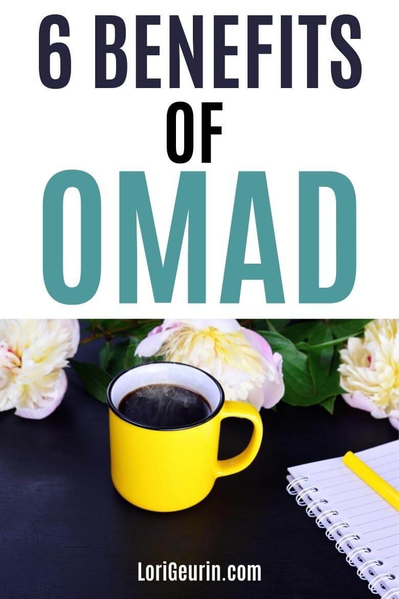 benefits of omad fasting with black coffee