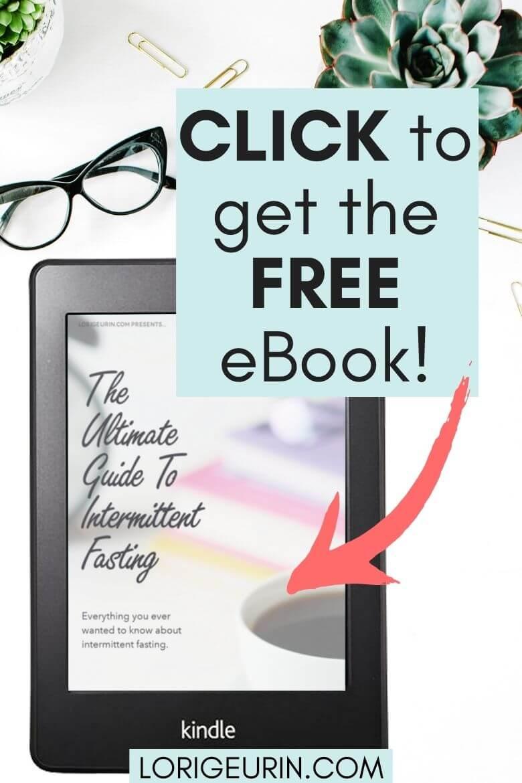 free intermittent fasting ebook