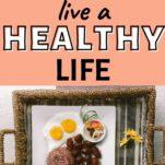 healthy lifestyle breakfast