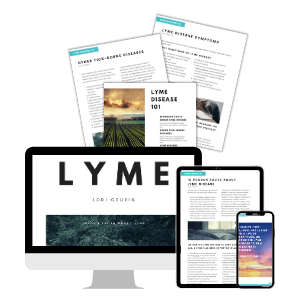 lyme disease 101 ebook printable