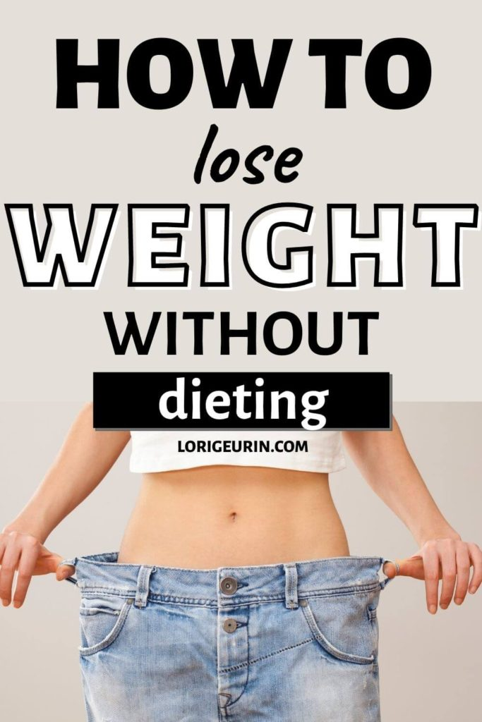 weight loss tips / woman who lost weight
