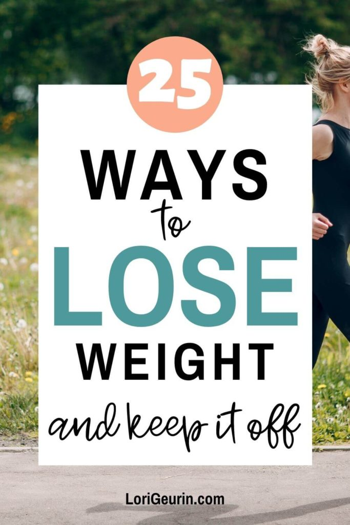 25 weight loss tips