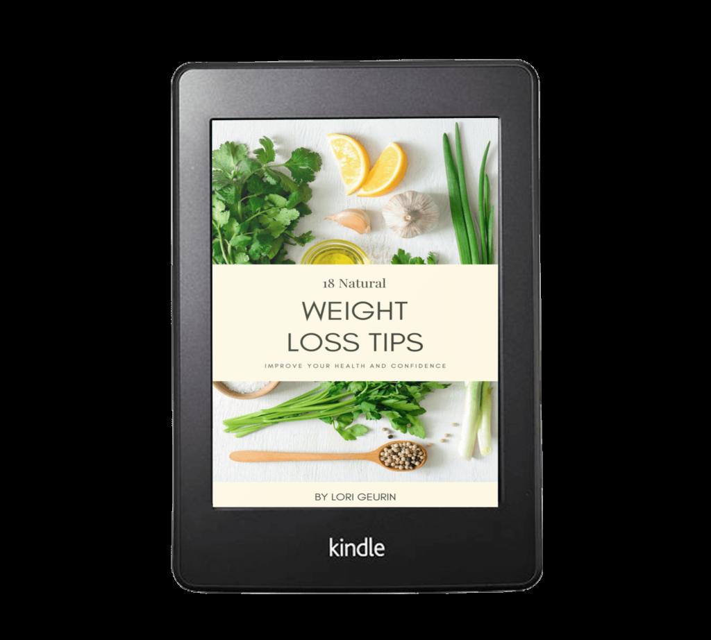 natural weight loss tips | LoriGeurin.com