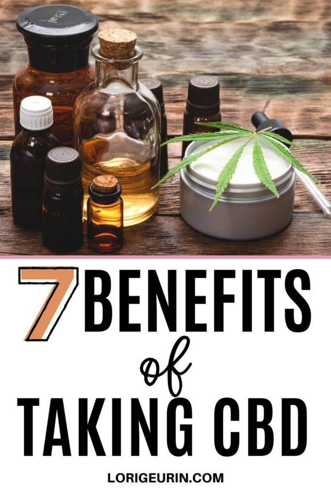 benefits of taking cbd