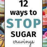 ways to stop sugar cravings / cupcakes