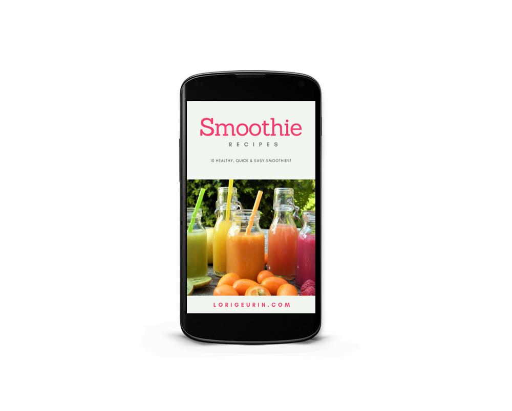 smoothie recipe book