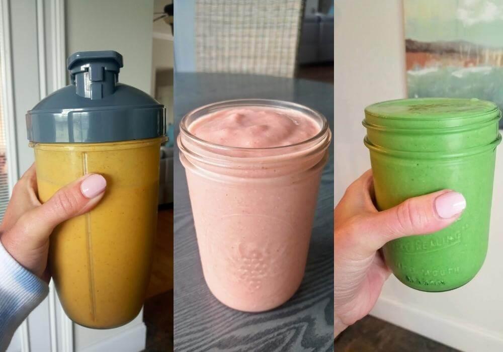 benefits of smoothies