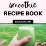 free smoothie recipe book